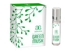 Arochem Green Musk UniSex Oriental Attar Concentrated Arabian Perfume Oil 6ml