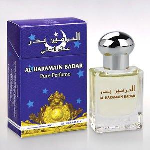 Al Haramain Badar 15ml Attar Concentrated Perfume Oil by Ambrosial