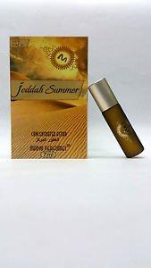 Madni 7ml Jeddah Summer Exotic Extrait de Parfum   Attar   Ittar   Perfume