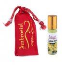 Ambrosial 8ml Champa Attar Perfume Oil Plumeria Firangipani