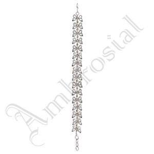 Oxidised White Metal Handcrafted Indian Ethnic Women Gypsy Bracelet Jewelry 13