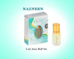 Al Nuaim Nazneen 3ml Attar Perfume Oil Alcohol Free Natural by Ambrosial