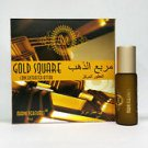 Madni 7ml Gold Square Exotic Extrait de Parfum | Attar | Ittar | Perfume