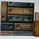 Madni 7ml Leather Musk Exotic Extrait de Parfum | Attar | Ittar | Perfume