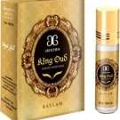 Arochem King Oudh UniSex Oriental Attar Concentrated Arabian Perfume Oil 6ml