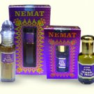 Attar Makhallat 726 10ml Perfume Oil Alcohol Free Natural Nemat by Ambrosial