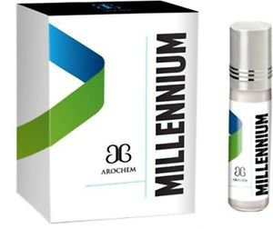 Arochem Millennium UniSex Oriental Attar Concentrated Arabian Perfume Oil 6ml