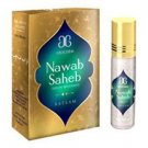 Arochem Nawab Saheb UniSex Oriental Attar Concentrated Arabian Perfume Oil 6ml