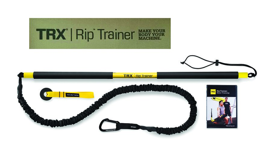 TRX Rip Trainer Basic Kit, Black/Yellow