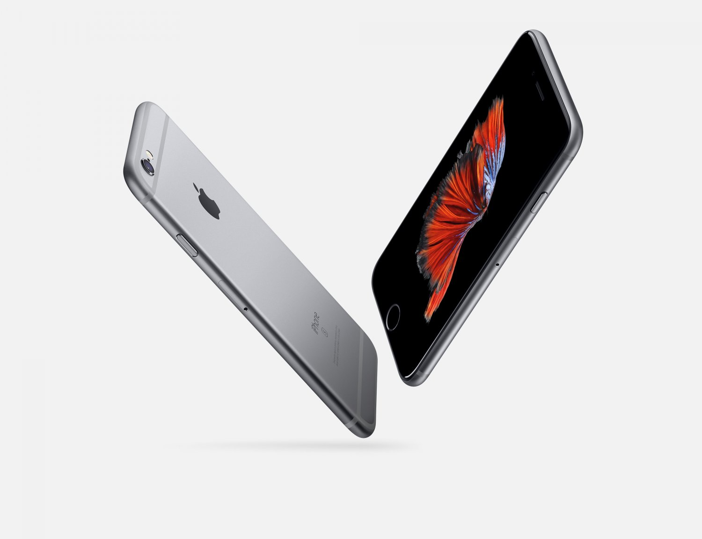 (SG) iPhone 6S Plus 64gb Unlocked - SPACE GREY