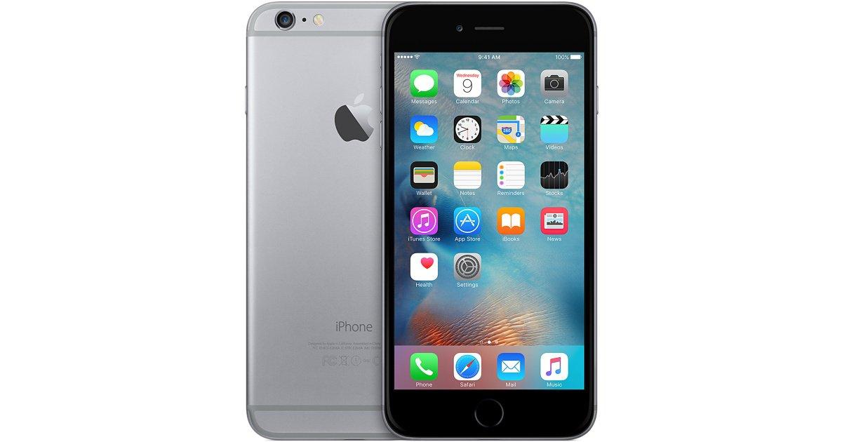 iPhone 6 Plus 64gb Unlocked - GREY