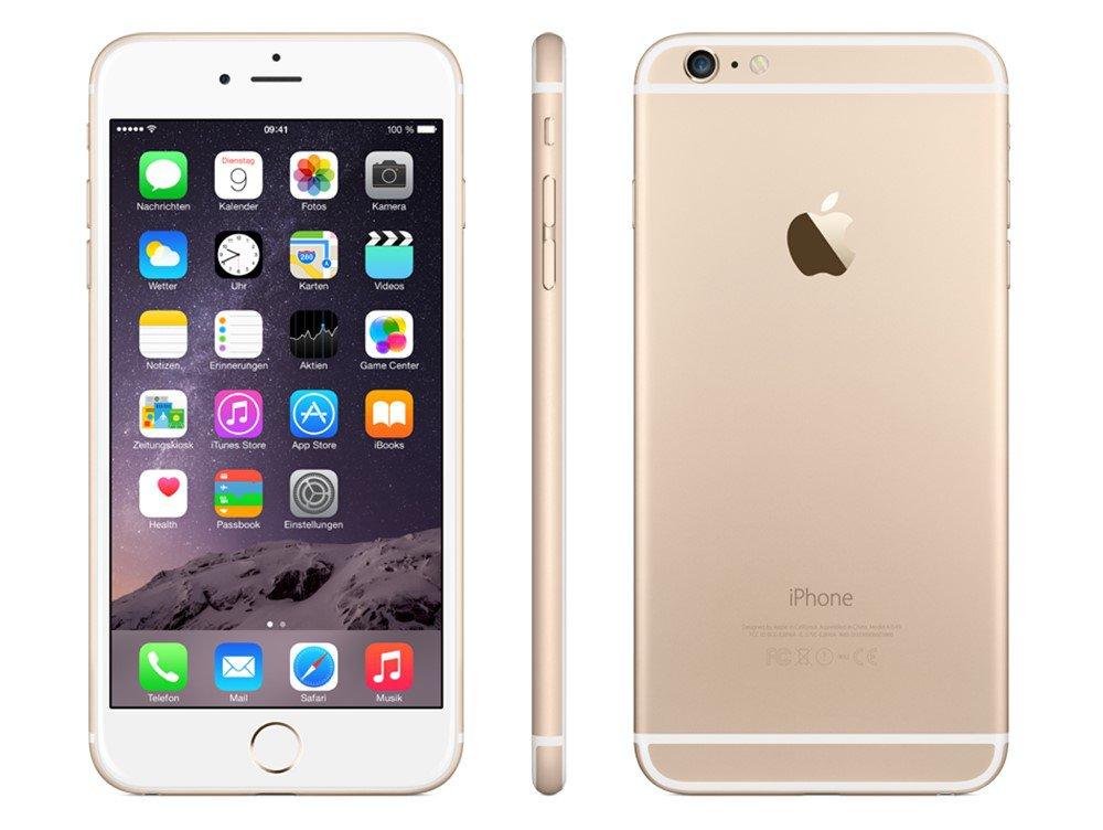 iPhone 6 Plus 64gb Unlocked - GOLD