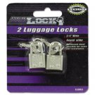 2 Pack Luggage Suitcase Locks