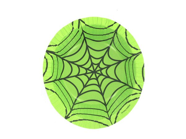 Spiderweb Bowls for Halloween - Set of 16