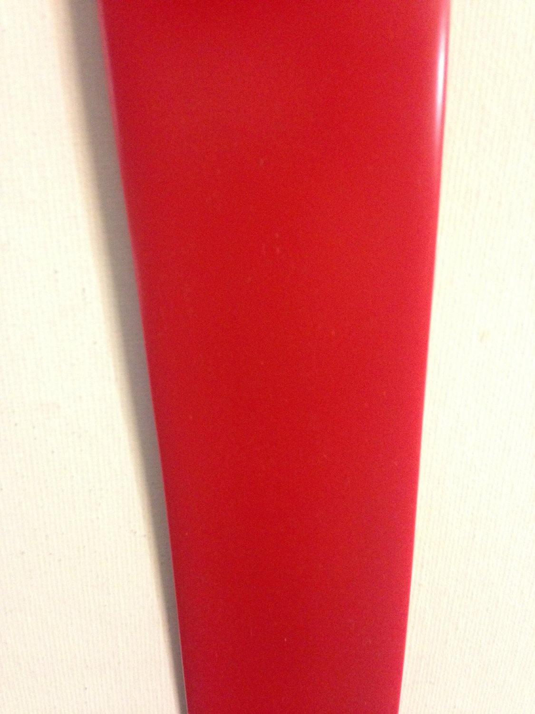 "2""x20' ft Vinyl Outdoor Patio Lawn Furniture Repair Strap (red)"