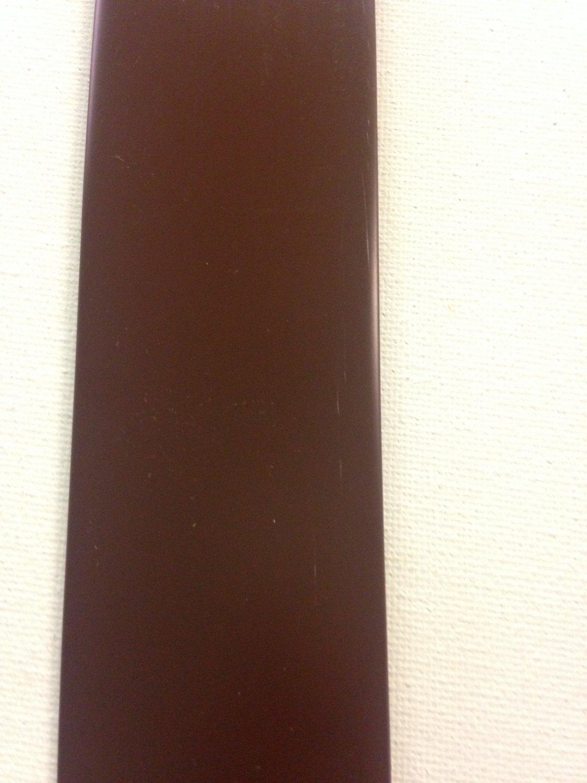 "2""x20' ft Vinyl Outdoor Patio Lawn Furniture Repair Strap (brown)"