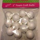 """Foam Kraft Balls - 12 Pack 1"""" Balls"""
