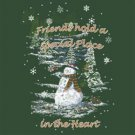 Friends Hold A Special Place In The Heart Tee Shirt
