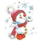 Little Snowman Tee Shirt
