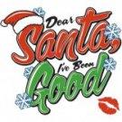 Dear Santa I've Been Good Tee Shirt
