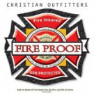 Fireproof Fire Insured Son Protected Tee Shirt
