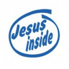 Jesus Inside Tee Shirt