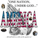 One Nation Under God Tee Shirt
