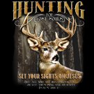 Hunting For Lost Souls Set Your Sights On Jesus Tee Shirt