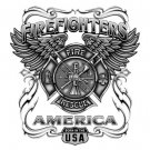 Firefighters Tee Shirt
