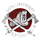 Volunteer Firefighter Tee Shirt