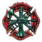 Firefighter Emblem Tee Shirt