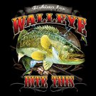 Fishing for Walleye Bite This  Tee Shirt
