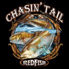 Chasin Tail Redfish Tee Shirt