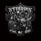 The Three Stooges Bike Week Tee Shirt