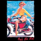 Biker Girl Tee Shirt