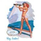 Hey Sailor Girl Tee Shirt