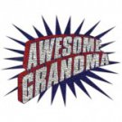 Awesome Grandma Tee Shirt
