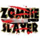 Zombie Slayer Tee Shirt