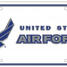United States Air Force License Plate
