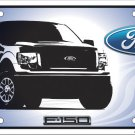 Ford Truck License Plate