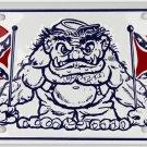 Confederate Rebel Monster License Plate