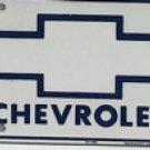 Chevrolet License Plate