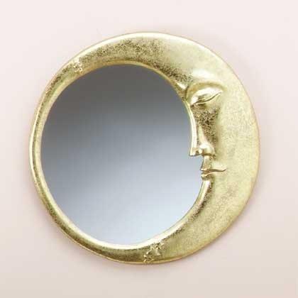 Celestial Moon Mirror