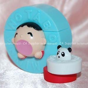 """7-11 Hello Kitty Sweet Delight Figurine - Kerokero Keroppi 2.5""""H"""