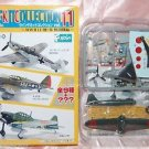 F Toys Wing Kit Collection 11 WWII Air Force Aircraft 1/144 #3C