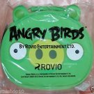 "Angry Bird Green Pig Hand Bag 10""W x 4""thk x 8.5""H w/ Zip - Rovio Licensed"
