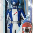 "GoGo Boukenger Power Rangers Figure Sentai Hero Series BLUE 6""H NEW"