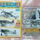 F Toys Wing Kit Collection 11 WWII Air Force Aircraft Aeroplane Army 1/144 #3B