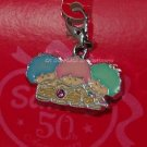 "2009 Sanrio 7-11 50th Hello Kitty Charm Collection ""Goropikadon"" Pendant 25mm"