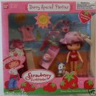 2003 Bandai Strawberry Shortcake Berry Special Parties Sunny Days Beach Bikini